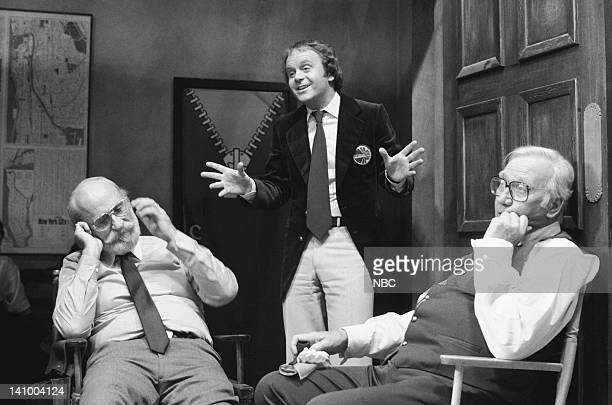 SUPERTRAIN 'Express to Terror' Episode 1 Aired 2/7/79 Pictured Keenan Wynn as Winfield Root Patrick Collins as Dave Noonan Edward Andrews as...