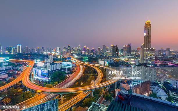 Expressway in Bangkok