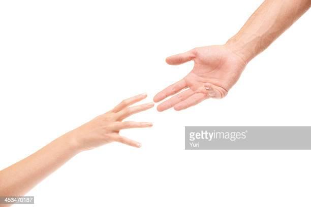 Verlängerung eine helfende hand