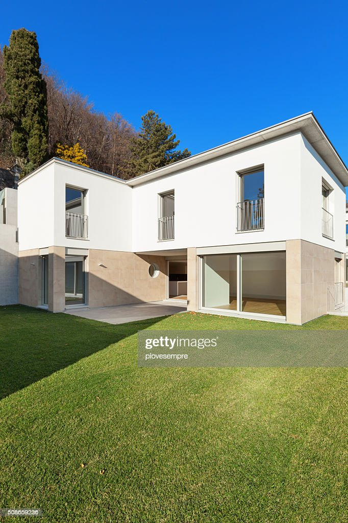 Exterior of a modern building : Stock Photo
