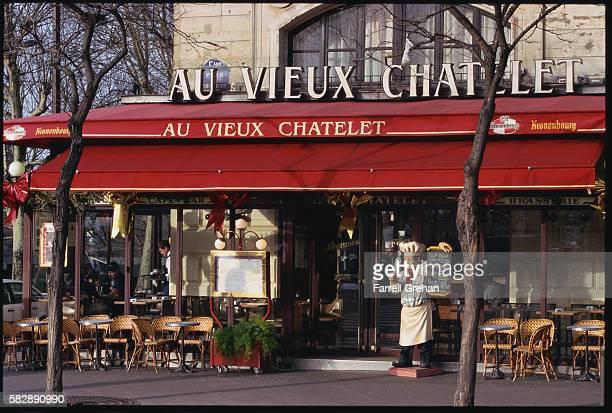 Exterior of Au Vieux Chatelet