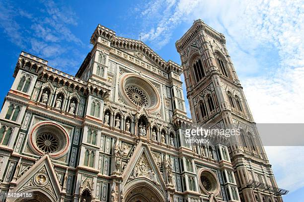 Exterior of Il Duomo, Florence, Italy