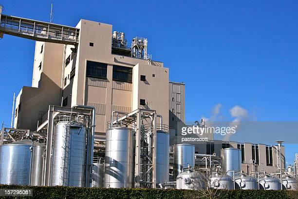 Fabrik für die industrielle Produktion