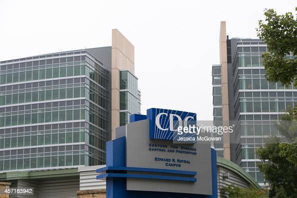 Exterior of the Center for Disease Control headquarters is seen on October 13 2014 in Atlanta Georgia Frieden urged hospitals to watch for patients...
