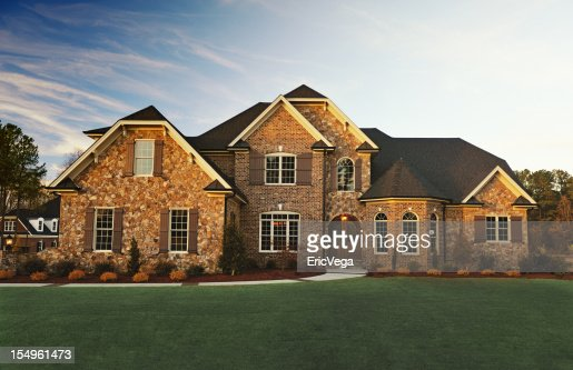 Exterior Residential House