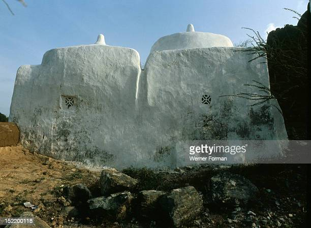 Exterior view of Baddiyah Mosque Fujairah This is believed to be the oldest mosque still in use in the UAE According to local legend the mosque was...