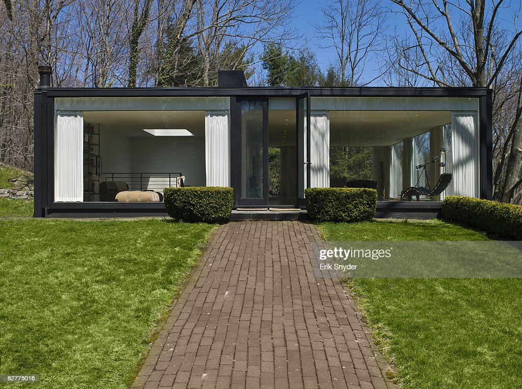 exterior view of home : Stock Photo
