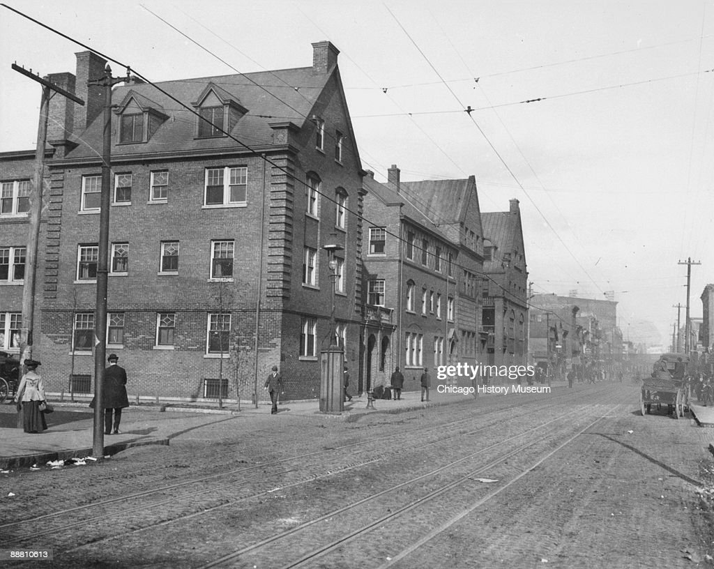 view of hull house pictures | getty images