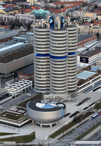 Bmw Museum Stock s and
