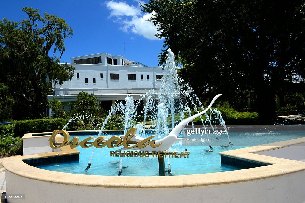 Exterior view of The Church of Scientology's Osceola Hotel on July 14, 2012 in Clearwater, Florida.