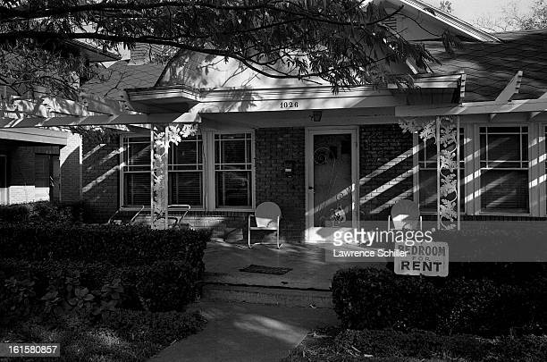 Exterior view of the rooming house where JFKassassin Lee Harvey Oswald lived at the time of the assassination Dallas Texas late 1963