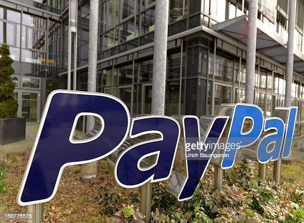 GERMANY BERLIN Exterior view PayPal Germany