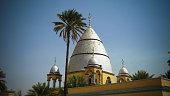 Exterior view to Imam Al-Mahdi tomb at Omdurman, Sudan
