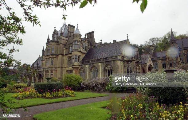 External view of the Victorian country house in Tyntesfield near Bristol The National Trust appealed for help to raise 20 million needed to save the...