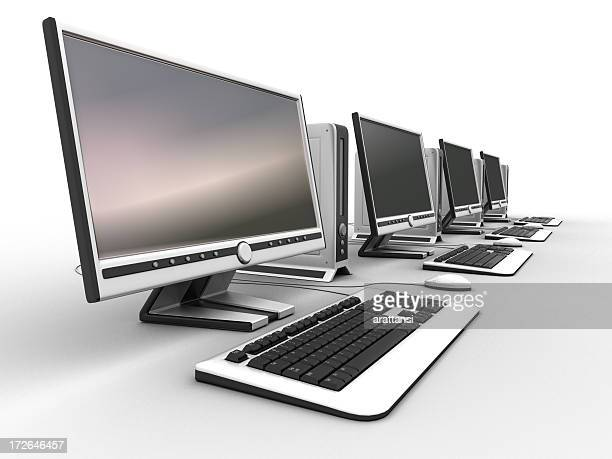 Extra Large Computer Series 02