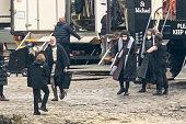 Game Of Thrones Prequel Filmset
