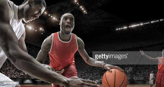 basketball players : Photo