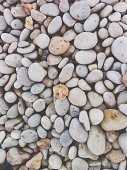 Extreme close up of pebbles
