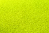 Tennis ball felt photographed flat as background. This is  Authentic felt used in the making of tennis balls.
