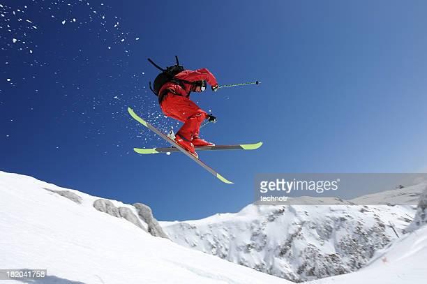 freestyle skiing wallpaper - photo #49