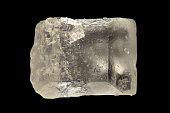 Extreme magnification - Sugar crystal at 20x