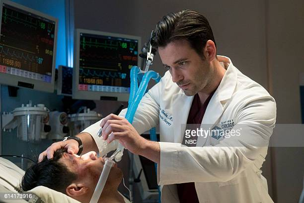 MED 'Extreme Measures' Episode 205 Pictured Steve Casillas as Ignacio Colin Donnell as Connor Rhodes