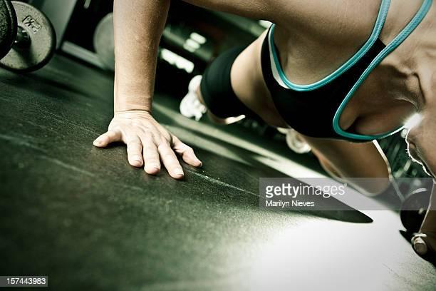 extreme pushups