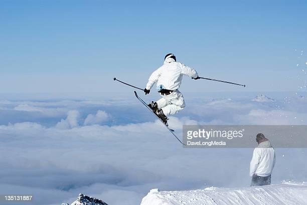 Extreme Skiier