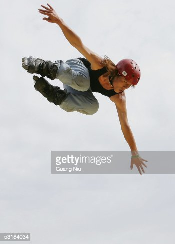 Extreme Sports Games Held In Beijing