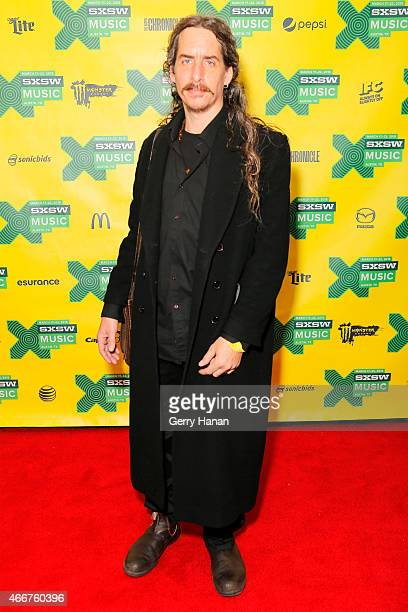 Eyal Luman of Diwan Saz attends 'International Daystage' during the 2015 SXSW Music Film Interactive Festival at Austin Convention Center on March 18...