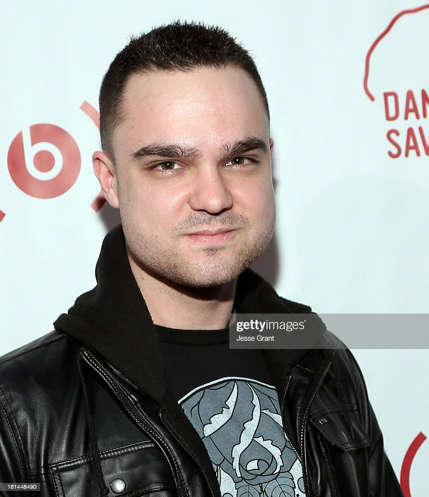 DJ Eye attends the Skrillex, Diplo, Kaskade, Nero And Tommy Trash Perform Live, Supporting DANCE (RED), SAVE LIVES presented by Beats by Dr. Dre event at the AT&T Center on February 8, 2013 in Los Angeles, California.