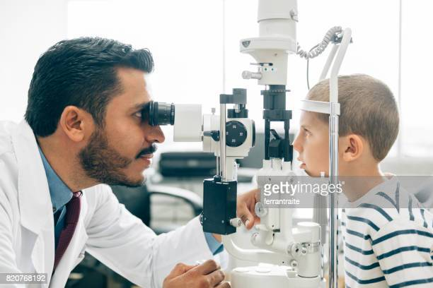 Eye Check up