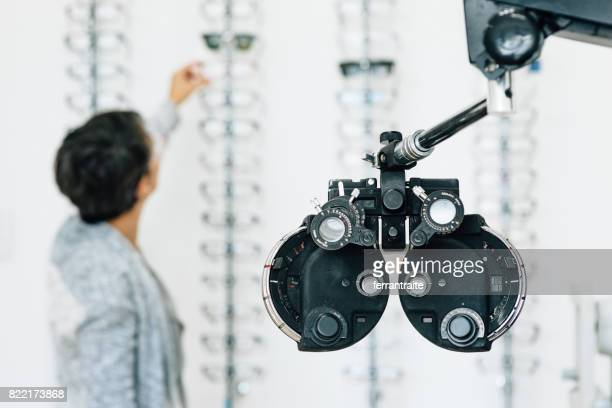 Augen-Check
