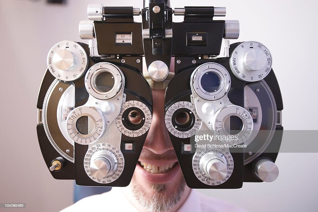 Eye Doctor : Stock Photo