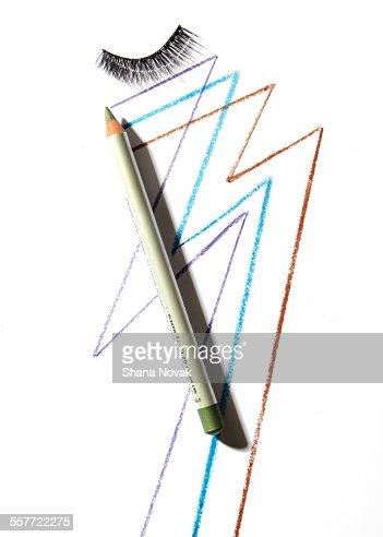 Eye Liner Pencil and Lash