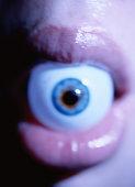 Eyeball in Mouth