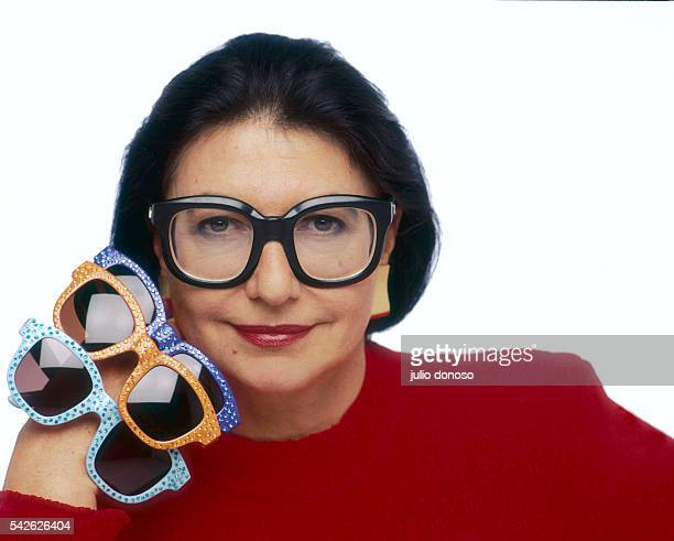 Eyeglass Designer Emmanuelle Khan