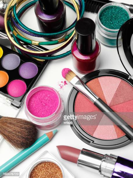 Eyeshadow and Cosmetics