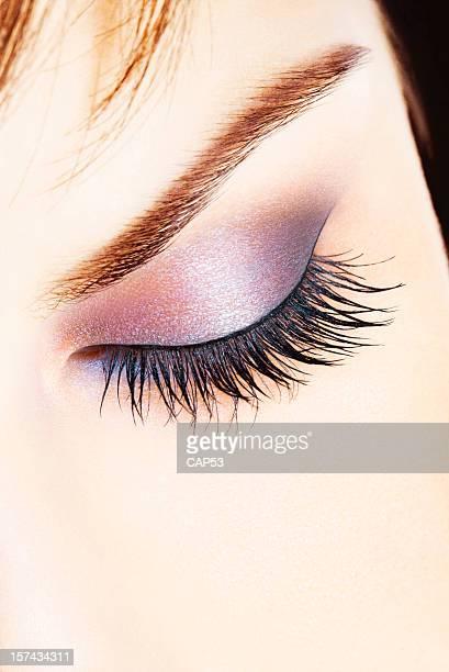 Eyeshadow With Mascara