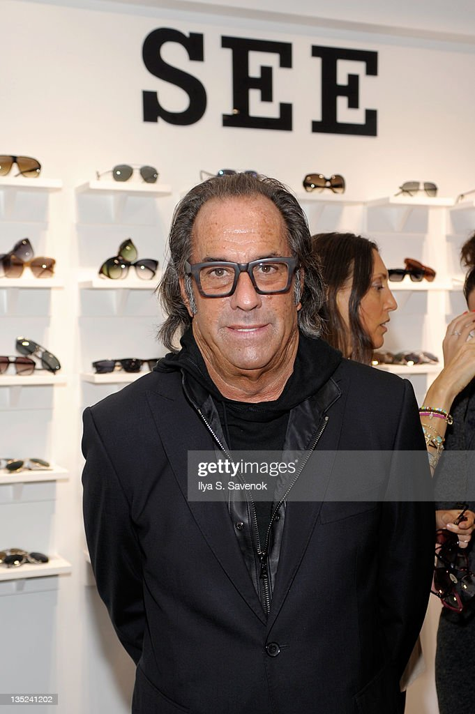 see eyewear soho grand opening bash getty images
