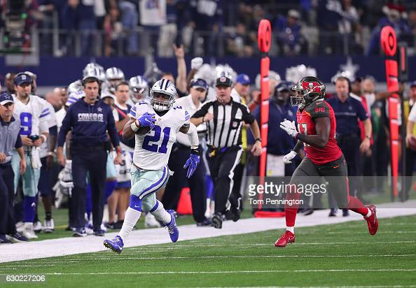 Tampa Bay Buccaneers v Dallas Cowboys : News Photo