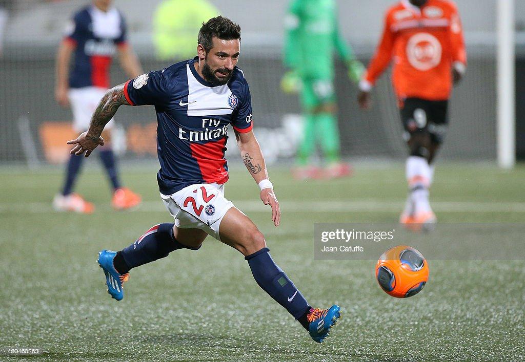 Fc lorient v paris saint germain fc ligue 1 getty images for Lorient match