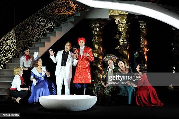 Ezgi Kutlu as Isabella Luciano Botelho as Liondoro Quirijn de Lang as Mustafa Riccardo Novaro as Taddeo Mary Bevan as Elvira and Katie Bray as Zulma...