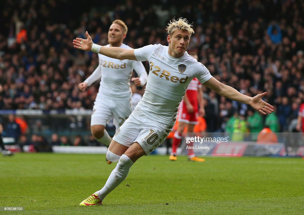 Leeds United v Middlesbrough - Sky Bet Championship