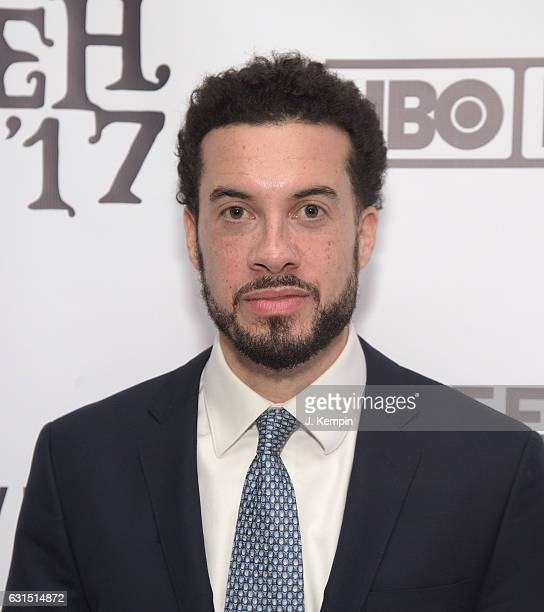 Ezra Edelman attends the 10th Annual Cinema Eye Honors Awards at the Museum of the Moving Image on January 11 2017 in the Queens borough of New York...