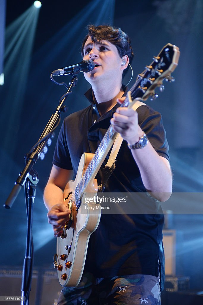 Vampire Weekend Performs At Fillmore Miami Beach