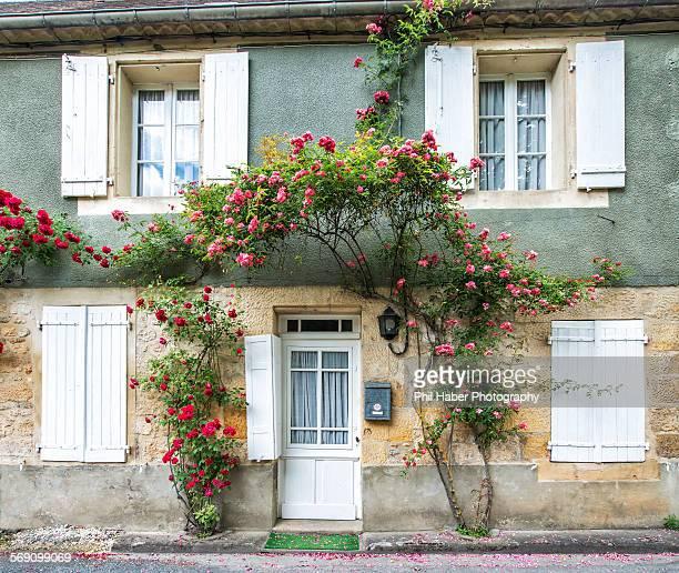Fa?ade of House, Saint-Cyprien