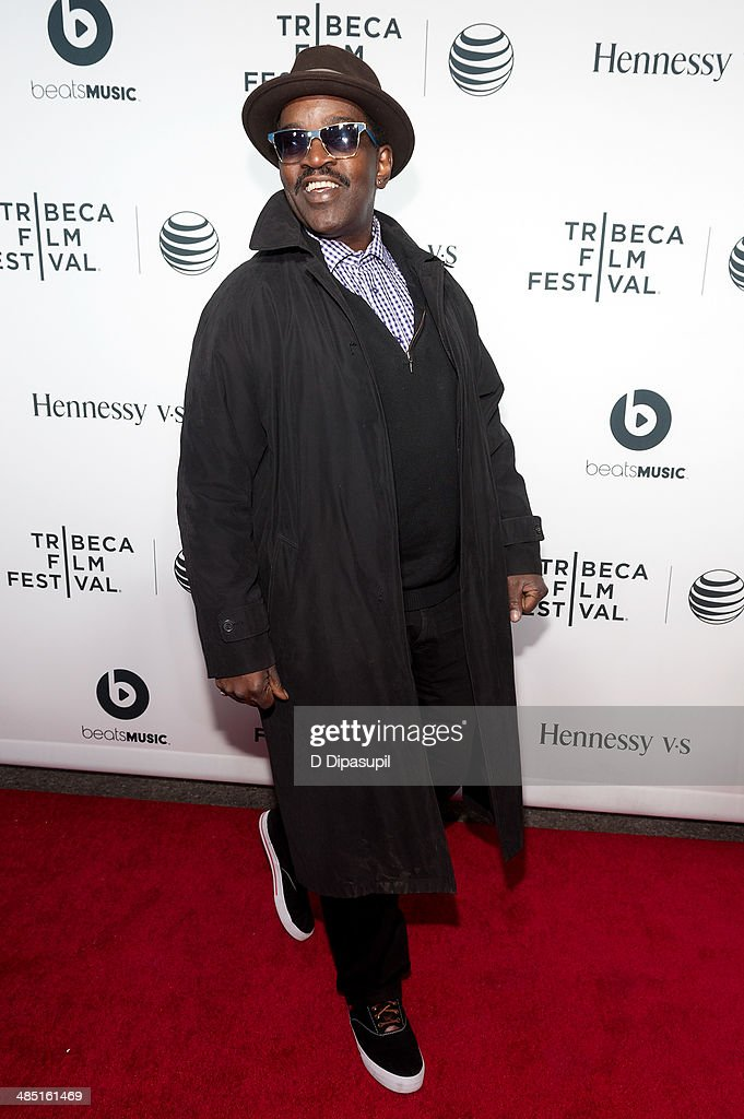 """2014 Tribeca Film Festival - Opening Night Premiere Of """"Time Is Illmatic"""" - Inside Arrivals"""