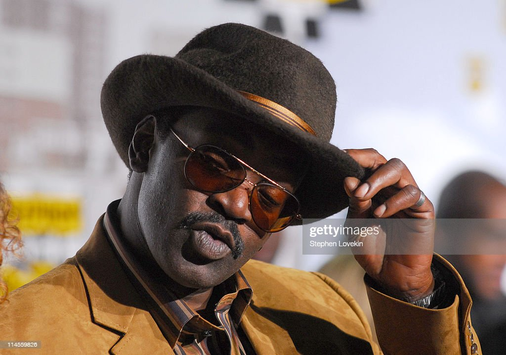 Fab 5 Freddy during 2006 VH1 Hip Hop Honors - Arrivals at Hammerstein Ballroom in New York City, New York, United States.