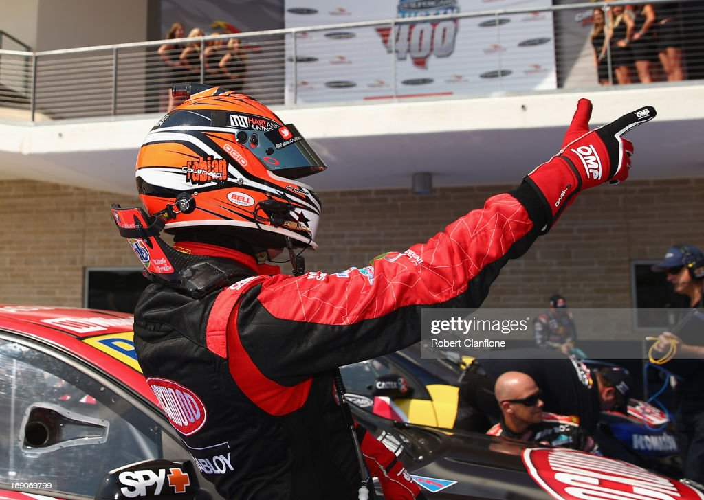 V8 Supercars - Austin 400: Qualifying And Race